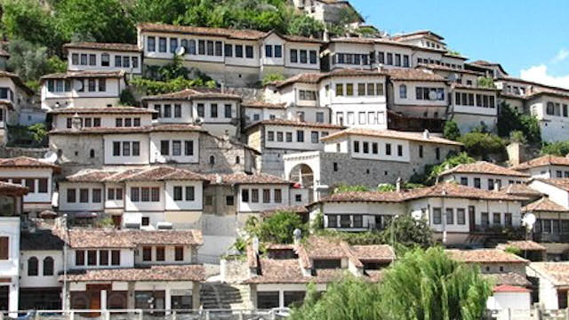 Berat Cities Albania 4 Ever